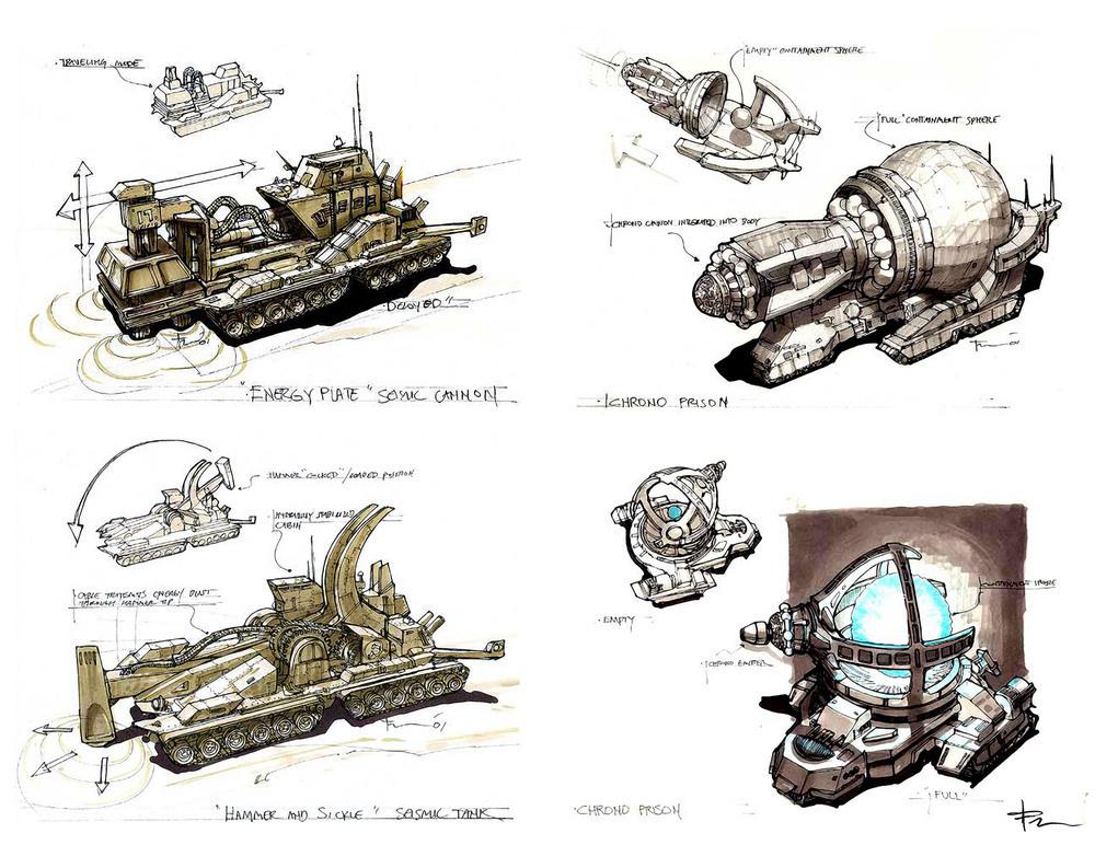 Artwork - misc Vehicles
