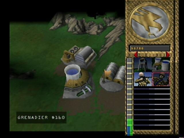 Tiberian Dawn - Nintendo 64