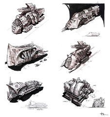 Artwork - Misc Vehicles