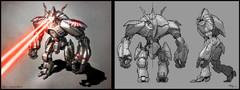 Artwork - Empire Mech