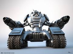 Artwork - FutureTech Tank