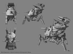 Artwork - Soviet Centurion Orthos