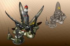 Artwork - Soviet Missile Silo