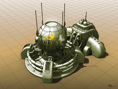 Artwork - Soviet Reactor