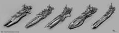 Artwork - FutureTech Battleships