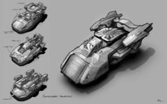 Artwork - hovercraft