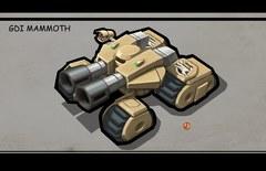 Tank Mammouth