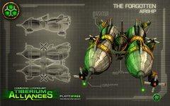 Véhicule aérien des mutants