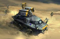 Transport de troupes européen