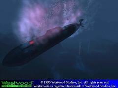 Sous-marin coulé