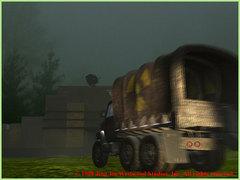 Camion de démolition
