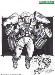 Soldat Roquettes