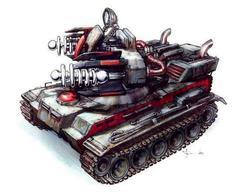 Tank telsa