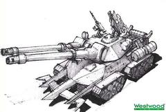 Tank apocalypse