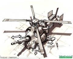 Hélicoptère lourd