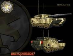 Tank GDI
