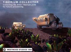 Collecteurs de Tibérium