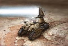 Tank Prisme