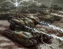 Tanks Tesla