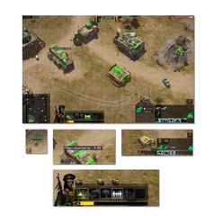 interface en jeu