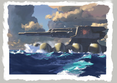 Artwork - nippon asw cannon