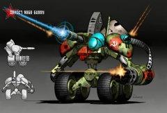 Soviet Robo Buggy