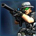 Equipe de snipers