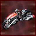 Moto d'attaque